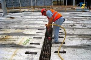 zagęszczanie betonu
