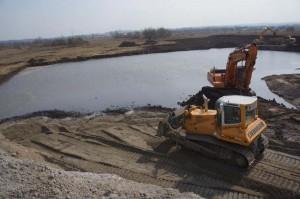 niekorzystne warunki wodno-gruntowe na terenie SOMFY Niepołomice
