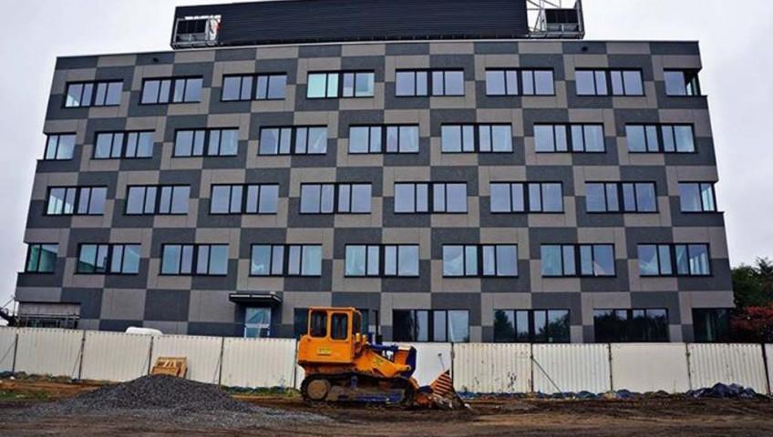 wzmocnienie skarp na osiedlu AVIA w Krakowie