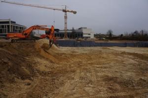 wykonywanie robót ziemnych na terenie specjalnej strefy gospodarczej w krakowie
