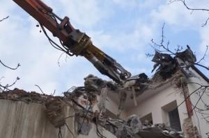 nozyce wyburzeniowe kruszące beton odsłaniające pręty zbrojenia