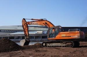 usuwanie skażonego gruntu pokopalnianego