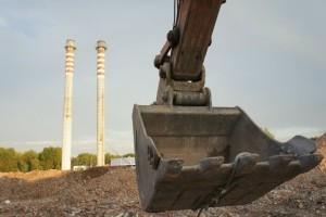 wyburzanie mechaniczne połączone z metodą minerską i recyklingiem