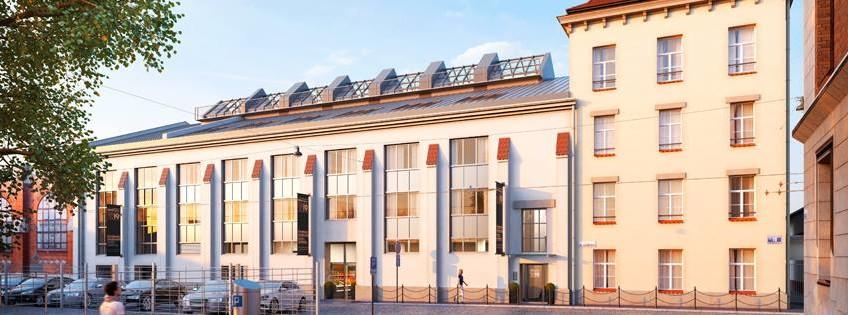 wizualizacja apartamentów przy ul. Wawrzyńca w Krakowie