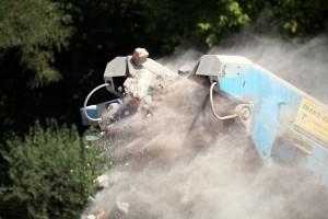 recykling i odzysk materiału porozbiórkowego
