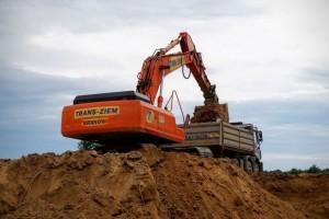 roboty ziemne budowa nowego szpitala w prokocimiu